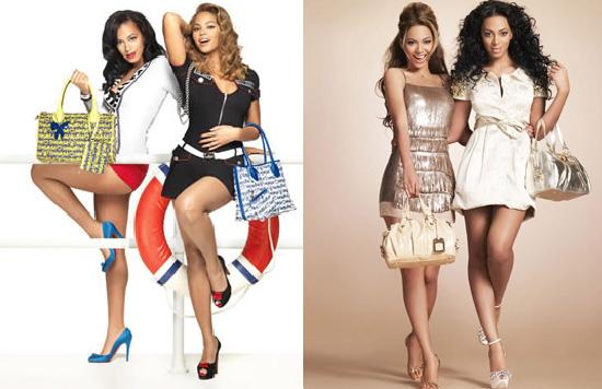 Beyoncé a Solange Knowles