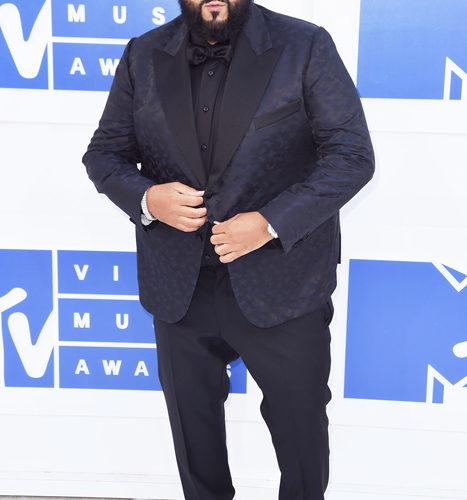 DJ Khaled-červený koberec MTV Video Music 2016