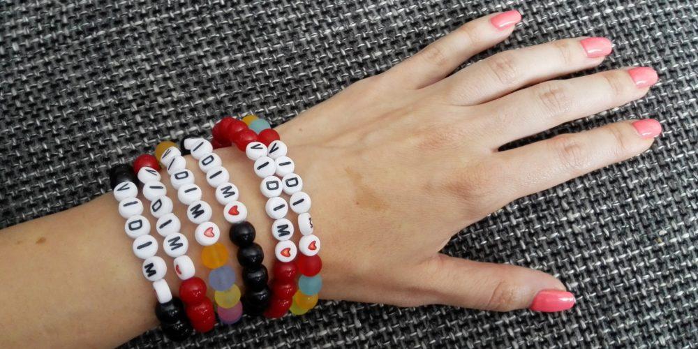 Adele's hand made