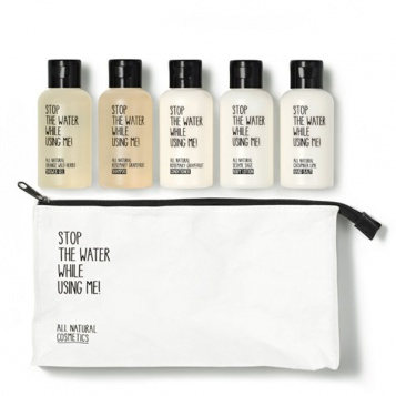 Travel Kit - Stop the water while using me