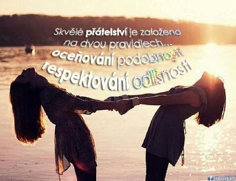 Přátelství,mujsalon.com